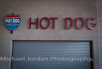 Hot Dog Nation at the Goodyear Ballpark - Cleveland Indians Spring Training Stadium