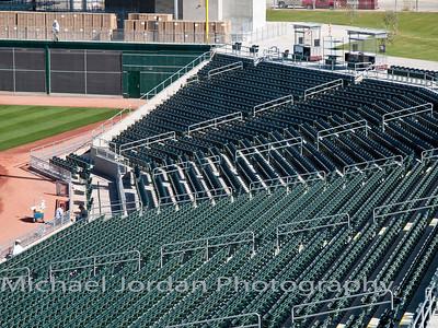 The Goodyear Ballpark - Cleveland Indians Spring Training Stadium