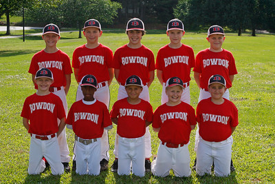 Coach Bowen - Baseball 2012