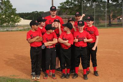 Coach Hudgins 9&10 Boys 2015