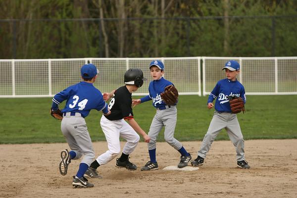 Coast Dodgers April 12 2007