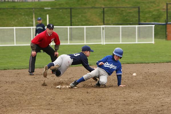 Coast Dodgers April 14 2007