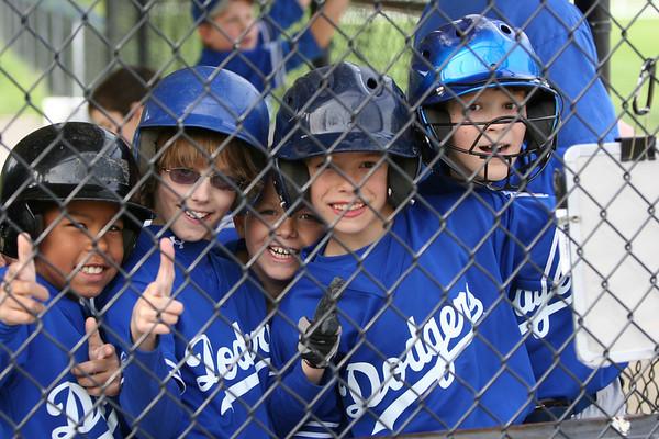 Coast Dodgers April 28 2007