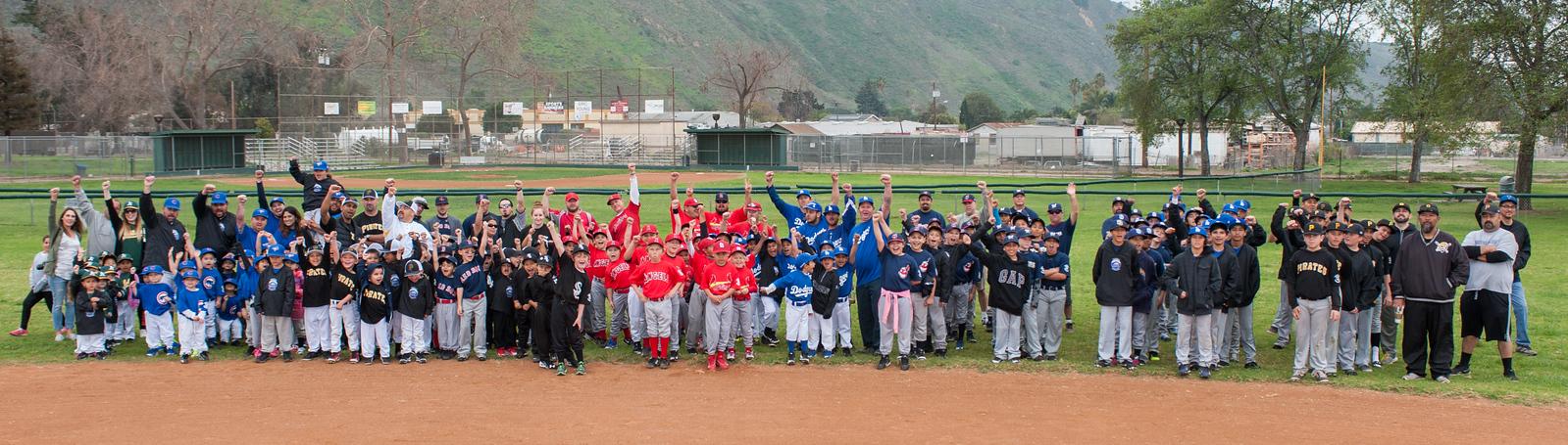 Ventura Coast Youth Baseball/Pony League