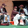 """<font size=""""3"""" face=""""Verdana"""" font color=""""turquoise"""">Augsburg College Baseball Team playing St. Olaf College at Parade Stadium in Minneapolis on Saturday April 11, 2009</font> <font size=""""2"""" face=""""Verdana"""" font color=""""white"""">Order a photo print of any photo by clicking the 'Buy' link above.</font><br> <font size = """"2"""" font color = """"gray""""> TIP: Click the photo above to display a larger size</font>"""