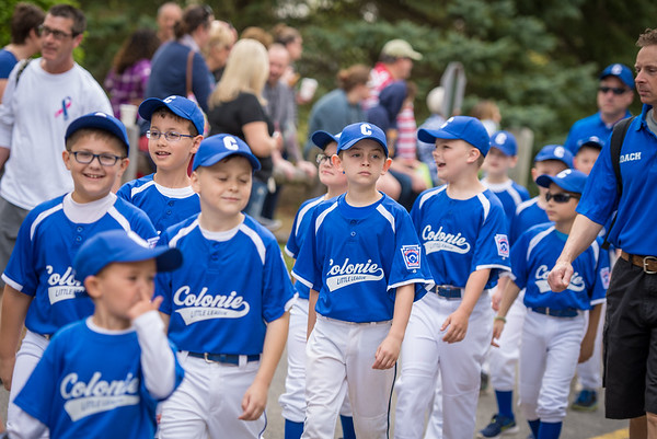 Colonie Little League 2017