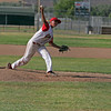 Julian Gonzalez, Lindsay HS pitcher against Corcoran on May 2, 2013.