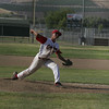 Linsday HS pitcher Julian Gonzalez against Corcoran on May 2, 2013.