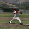 Linsday pitcher Julian Gonzalez on May 2nd against Corcoran.