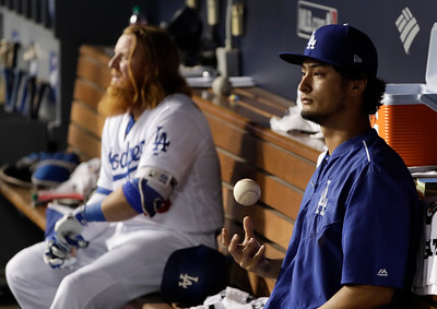 Dodgers 3, Astros 1, World Series Game 1, 2017