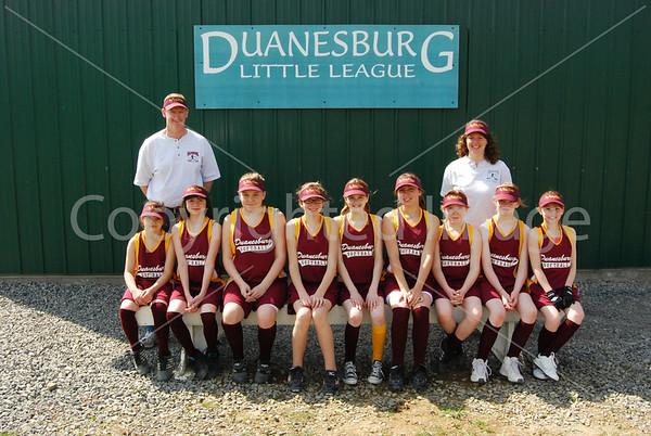 Duanesburg Little League 2010
