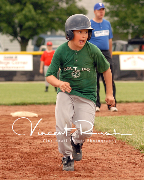 Eaton Ohio Little League Sports Photography by Dayton Sports Photographer and Cincinnati Sports Photography and Vincent Rush