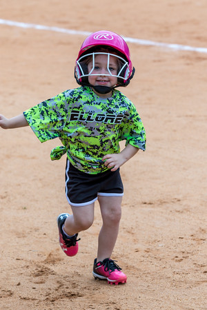 Elloree Little League  Wee Ball 4-14-18