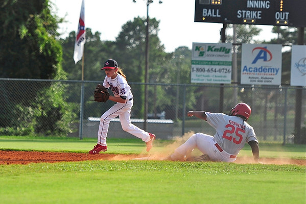 Eufaula All-Stars Minor, 6/25/12 vs. Dothan National All-Stars-State Tournament in Auburn