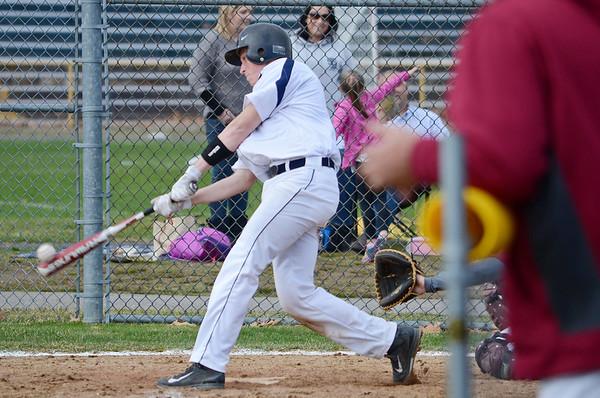 FHS St. B Baseball 4/17/15