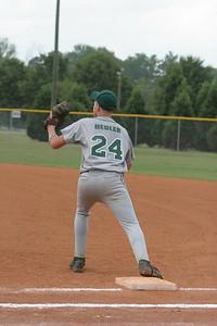 Floriday Manatee East Baseball Cartersville GA Aug 2006
