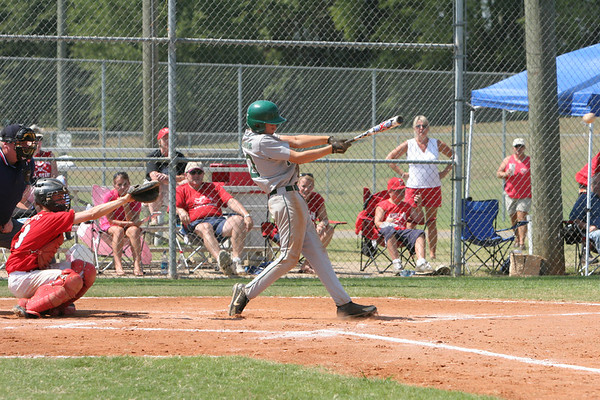 Floriday Manatee East Baseball Cartersville GA Aug 2006