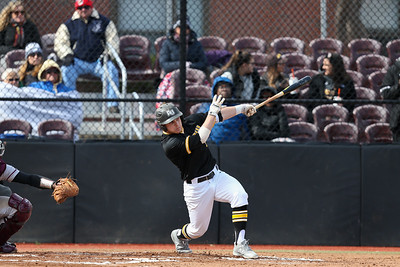 Franklin Pierce vs Adelphi Baseball   Copyright: Chris Bergmann Photography