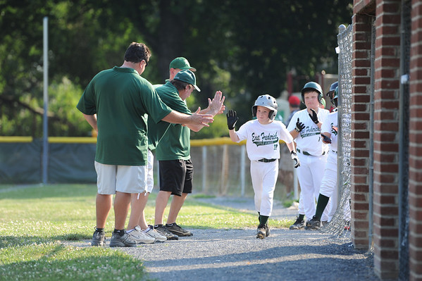 Frederick County 9-10 All-Stars, East Frederick at Brunswick