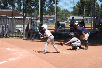 Fruitland Mesa Duel on the Diamond