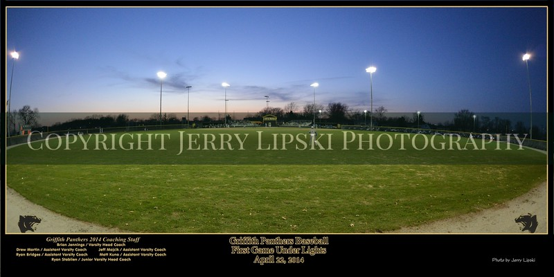 GHS Baseball 2014