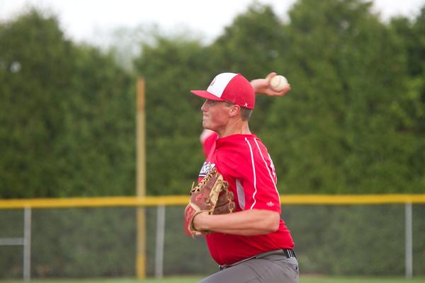 Goshen vs. Concord baseball