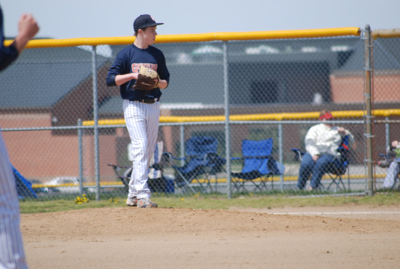 Brian pitching