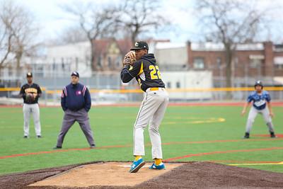 Grover Cleveland VS  Seward Park Campus (4.3.17)