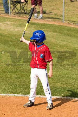 HHA vs DA JV Baseball  3-24-17