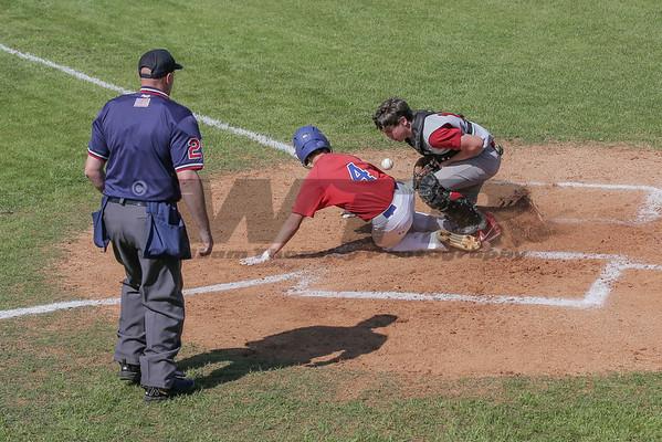 HHA vs OP Baseball Jv and V 04-21-14