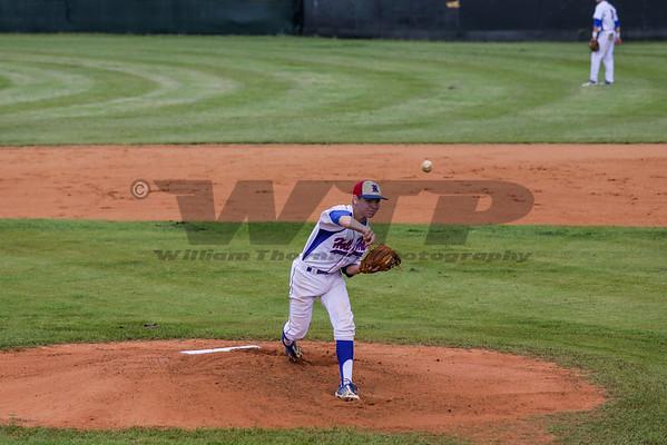HHA vs  Palmetto Christian Baseball V 04-22-14