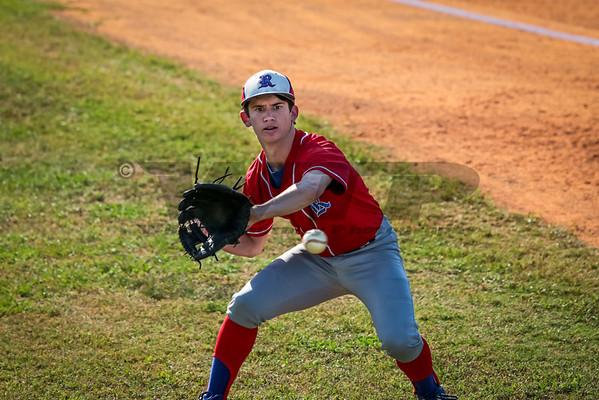 HHA vs R.E.Lee academy baseball 5-6-2014