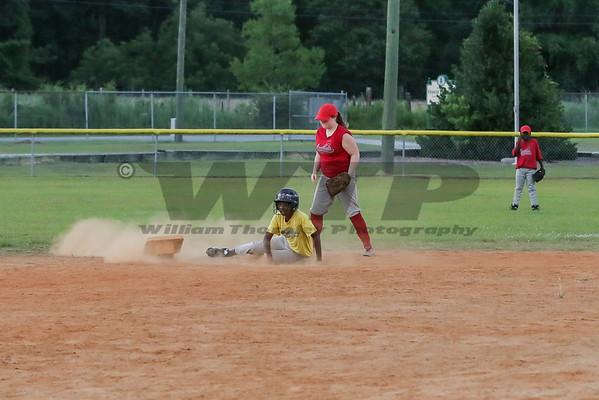 Holly Hill Dixie Youth baseball 7-1-14