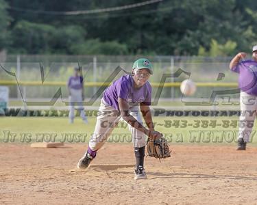 Holly Hill Dixie Youth baseball 6-20-14