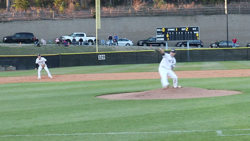 2019-0319 McGahan fields out to Wes at 1st Hough vs LKN MVI_6736