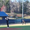 2019-0323 Black Pitch & Chason Catches Out Hough @ TC Robertson MVI_7365