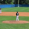 2019-0415 McGahan Pitching to Schuldt to Lug for out @ 1st Hough vs Riverside MVI_0053