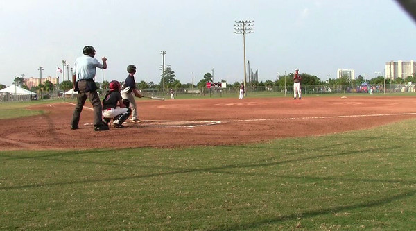 Copperheads vs Mustangs Game 1 Part 1
