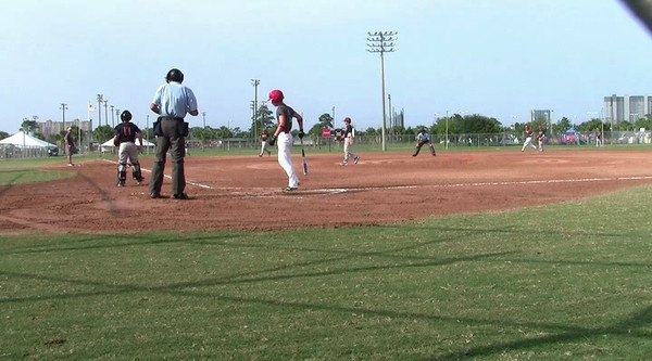 Copperheads vs Mustangs Game 1 Part 2