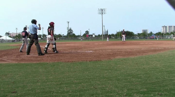 Copperheads vs Mustangs Game 1 Part 3