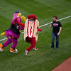 Slider takes out Ketchup