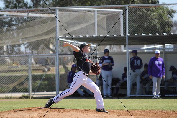 Jackets Baseball vs LBJ Austin