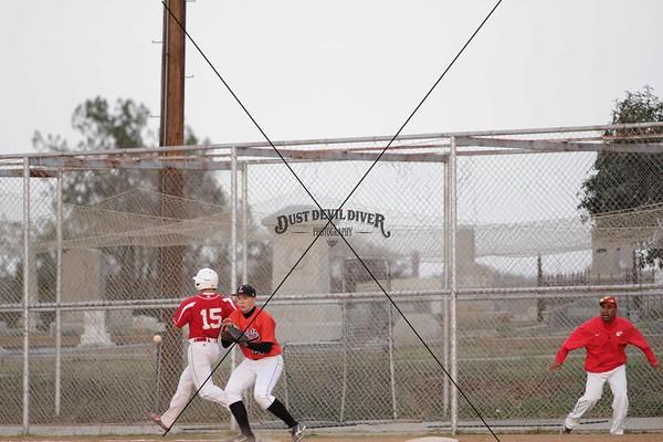 Jackets Baseball vs Texans