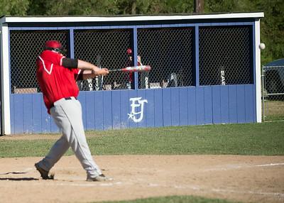Junior Division District Baseball Tournament