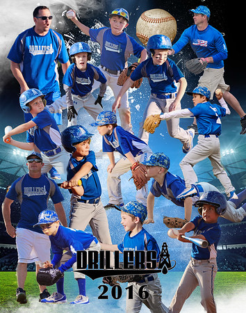 Driller Team Pic