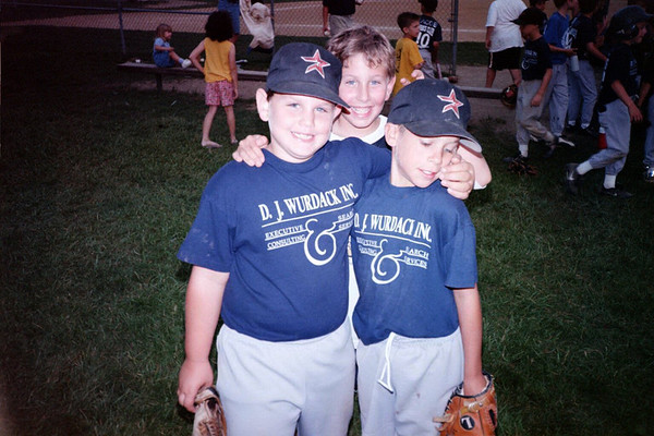 Kiwanis Baseball July 2000