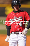 DAVIDSON, NC - Davidson men's baseball face the Leopards of Lafayette during their opening weekend at Wilson Field.  The Wildcats defeat Lafayette 12-5 and improve their record to 3-1.
