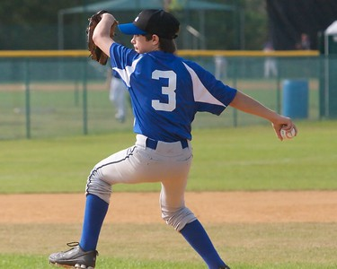 Landrum Middle School Baseball vs Murray 4-19-10