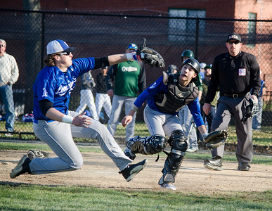 Leominster v. Nashoba baseball 4-13-16