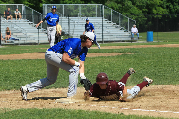 Leominster vs Algonquin May 28 2016